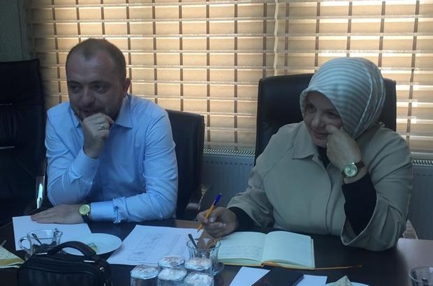 AK Parti Bilecik İl Yönetim Kurulu toplantısı yapıldı