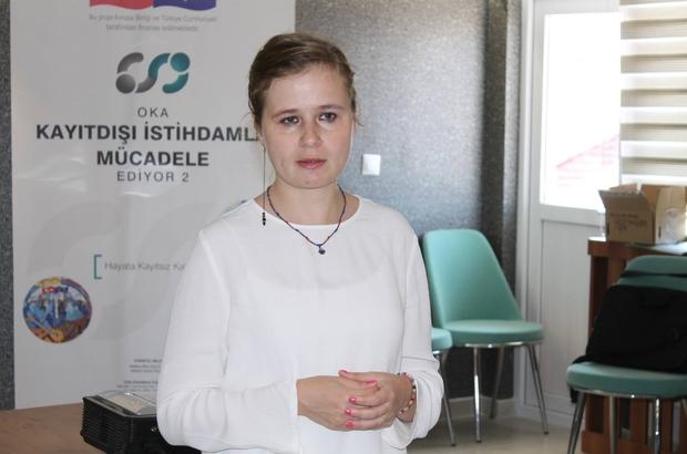 """""""OKA Kayıt Dışı İstihdamla Mücadele Ediyor 2 Projesi"""" tamamlandı"""