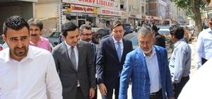 AK Parti Merkez İlçe Seçimi için temayül yoklamasına gitti