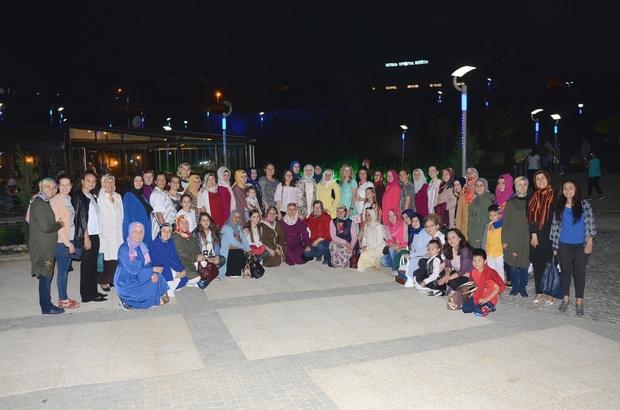 Bilecik AK Parti Kadın Kolları üyeleri bir arada