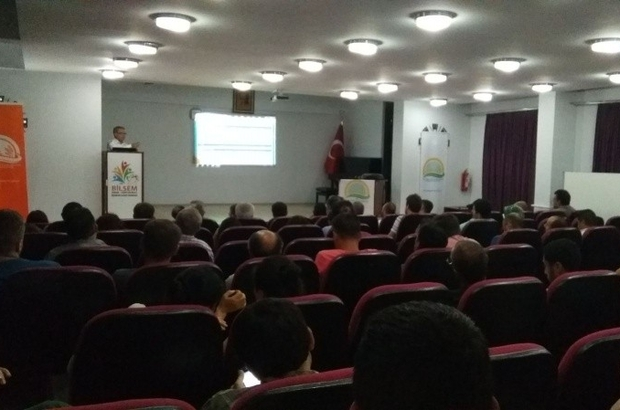 'E-Reçete Bilgilendirme Toplantısı' yapıldı