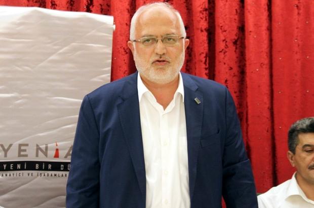 Yeni Bir Dünya Sanayici ve İş Adamları Derneği Genel Başkanı Selman Esmerer: