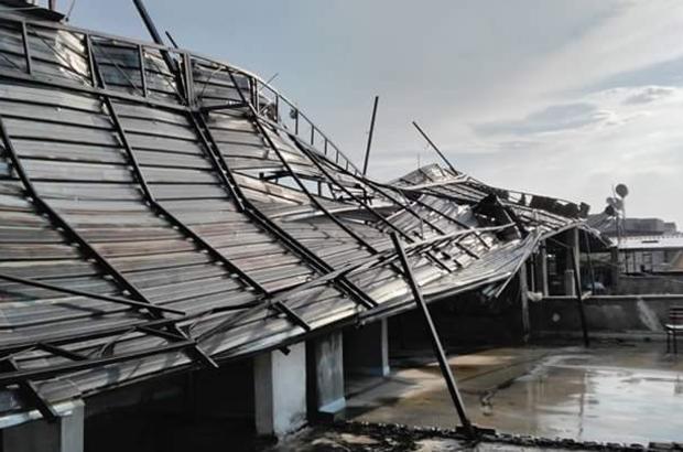 Aydın'da fırtınanın izleri henüz silinemedi