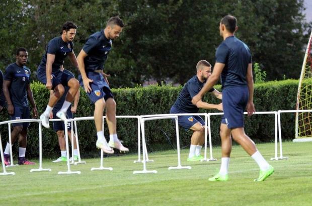 Kayserispor, Galatasaray'a bileniyor