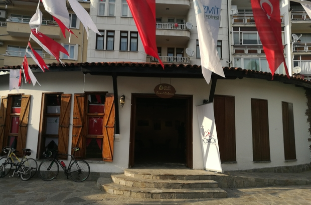 Milli Bisikletçi Ahmet Örtem sporseverlerle buluştu
