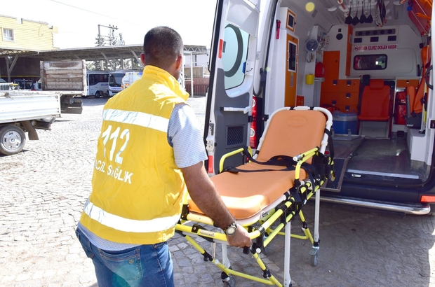 Ceylanpınar'da ücretsiz ambulans hizmeti