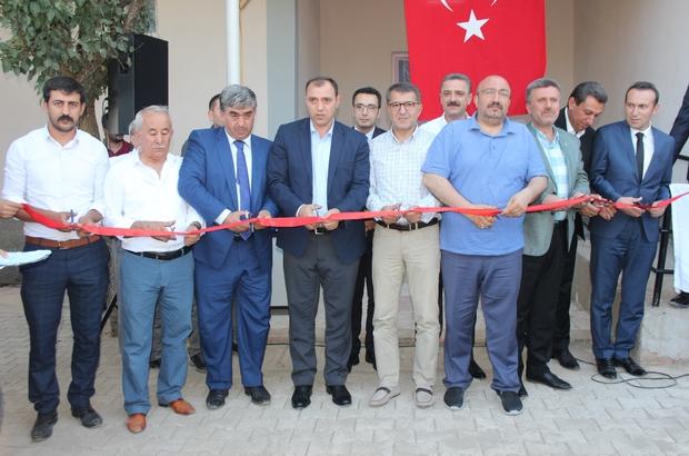 Elazığ'da 29'uncu ambulans istasyonu açıldı