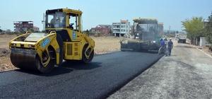 Helvacı Mahallesi sıcak asfaltına kavuşuyor