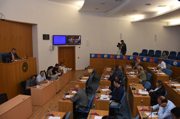 Belediye Meclis toplantıları tamamlandı