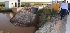 Urfa'da su israfına son