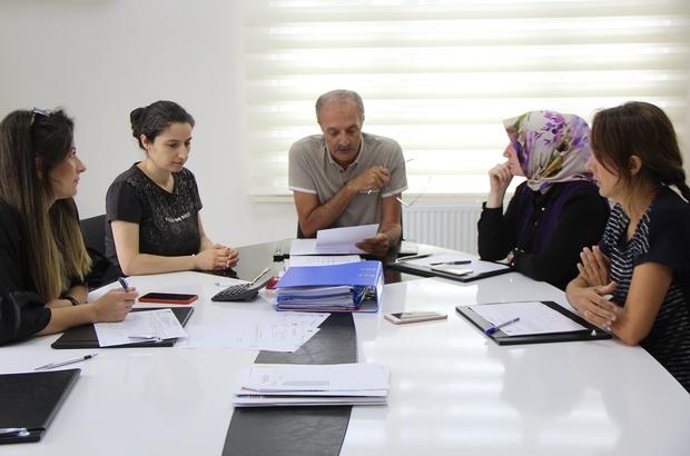 Hacımercan Spor Tesisleri'nde ihale tamamlandı