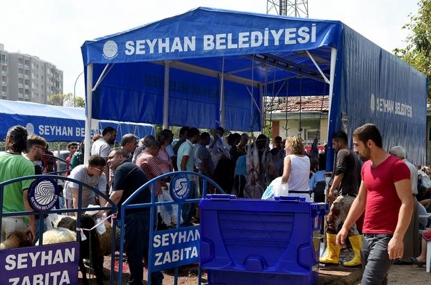 Seyhan Belediyesi, kurbanları ücretsiz kesecek