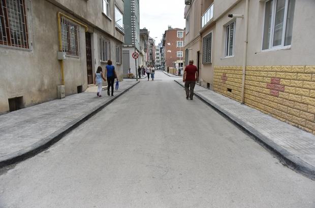 Altınordu'nun çehresi değişiyor