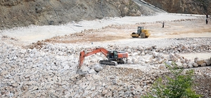 Akçay Baraj Projesi'nin ziyaretçileri, SASKİ mühendisleri oldu