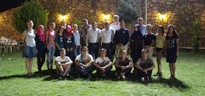 Çanakkale AFAD Boşnak öğrencileri ağırladı