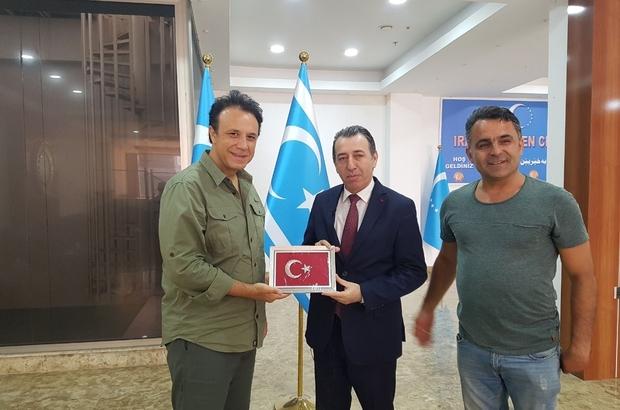 TKÜUGD Başkanından Irak ziyaretleri