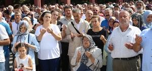 Tokat'ta ilk hac kafilesi kutsal topraklara uğurlandı