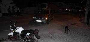 omaniç'te trafik kazası: 1 yaralı