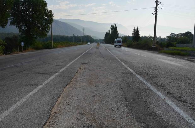 CHP'li Demir'den yol açıklamalası