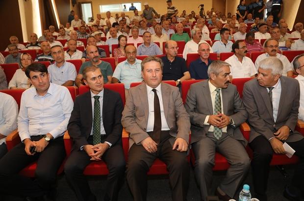 Talas Belediyesi'nde huzur toplantısı yapıldı