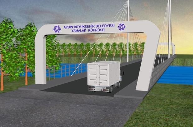 Yamalak Köprüsü, Büyük Menderes'in üzerinde gerdanlık gibi olacak