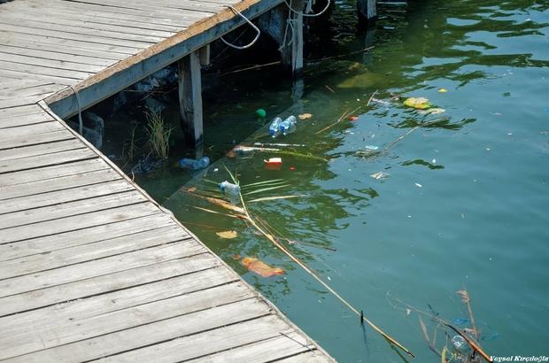 Dalyan Kanalındaki kirlilik tepki çekti