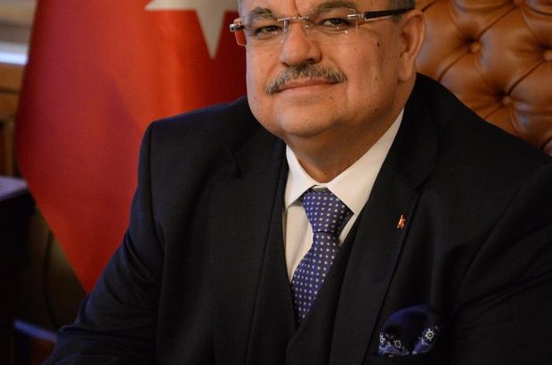 Başkan Yağcı'nın AK Parti'nin 16'ncı kuruluş yıl dönümü mesajı