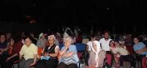 Sungurlu'da Türk sineması akşamları