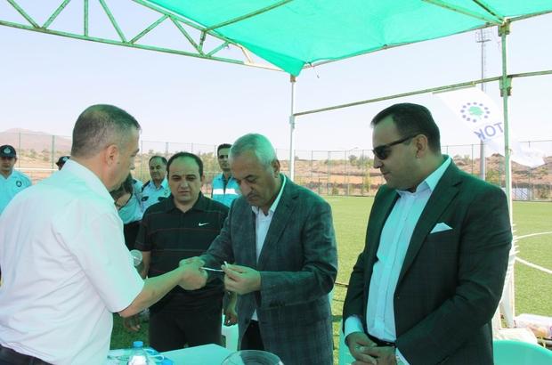 İncesu'da Saraycık Mahallesine yapılan 437 konutun kurası çekildi
