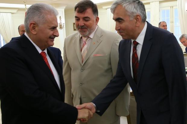 Demirci, Başbakan Yıldırım'a rapor sundu