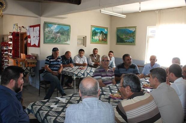 Dereyalak mahallesinde Halk Toplantısı