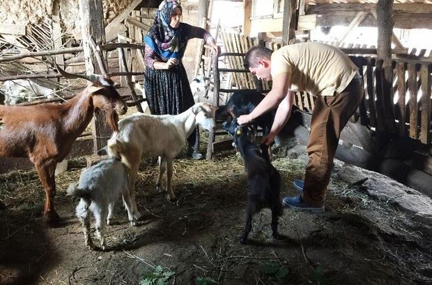 İzmit Belediyesi, köyleri ziyaret ediyor