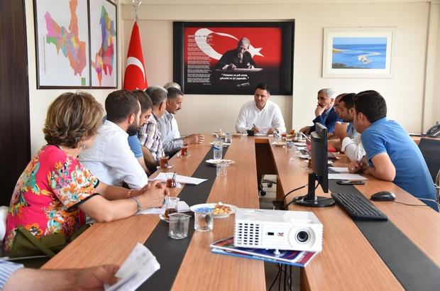 İpekyolu Belediyesinden 'Halk Günü' toplantısı