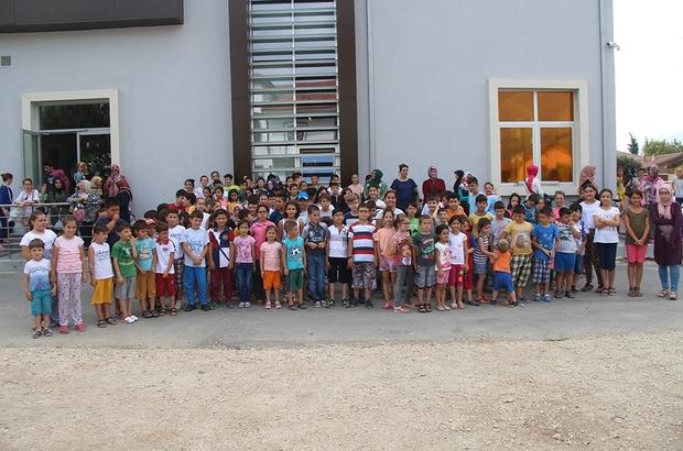 Geyve SGM'de yaz kursu eğitimleri sona erdi