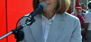 MHP Aydın Milletvekili Depboylu'nu anne acısı