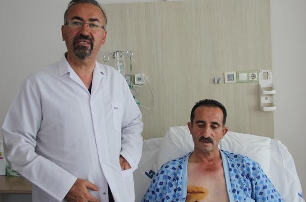 okman Hekim'de göğüs kemiği kesilmeden kalp kapak ameliyatı başarıyla gerçekleştiriliyor