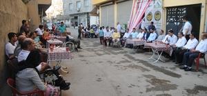 Cizre Engellileri Koruma ve Dayanışma Derneği dualar eşliğinde hizmete açıldı