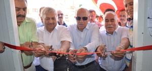 Karaman'da Nefise Sultan Mahallesine yaptırılan muhtarlık ofisi açıldı