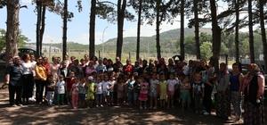 Odunpazarı Belediyesi anne ve çocuklarına unutulmaz bir gün yaşattı