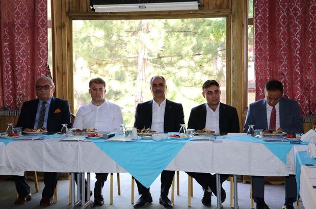 Kale Projesi Yatırım Ve İşletme Çalıştayı düzenlendi