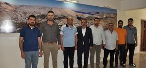 """Elazığ TSO Başkanı Alan; """"Hedefimiz güçlü bir ekonomiye sahip Elazığ inşa etmektir"""""""