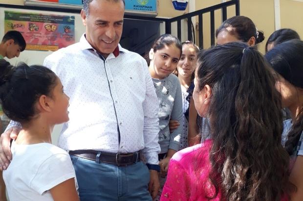 AK Parti Kayapınar teşkilatından derneklere ziyaret