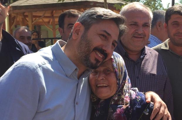 TBMM Başkanvekili Aydın, Besni'de yapılan yatırımları inceledi