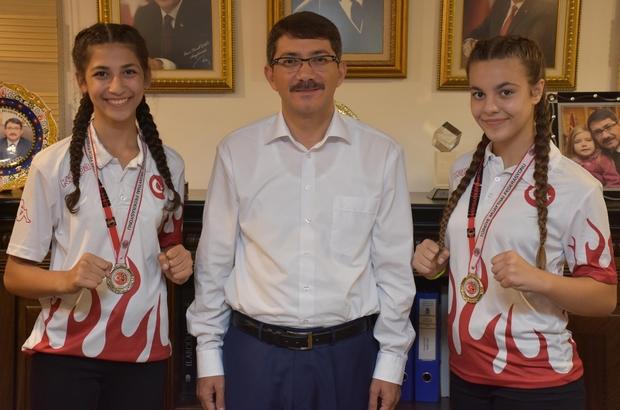 Şehzadeler Uluslararası arenada başarıya doymuyor