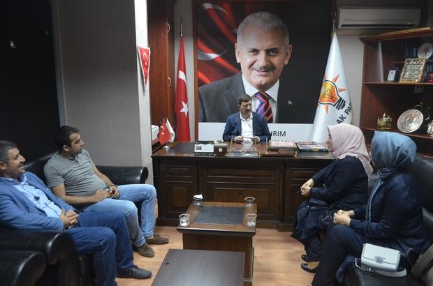 """Akar: """"AK Parti, yaptığı hamlelerle Türkiye'yi geleceğe taşıdı"""""""