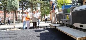 Ereğli'de İstasyon Caddesi yeniden düzenleniyor