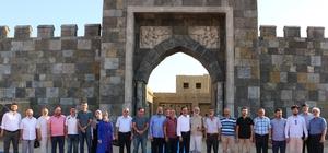 Direniş Karatay'a STK'lardan destek