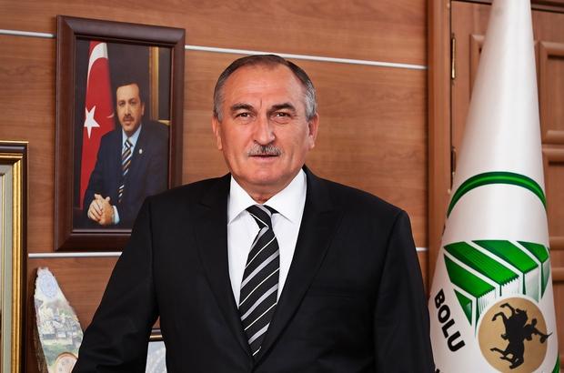 """Başkan Yılmaz: """"16 yılda Bolu ve Türkiye'ye çağ atlattık"""""""