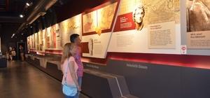 Trabzon'da şehir müzesini ziyaret edenlerin sayısı 80 bini geçti