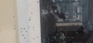 Şeker Fabrikasında güvenlik görevlisine saldırı